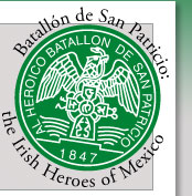Batallon de San Patricio: the Irish Heroes of Mexico